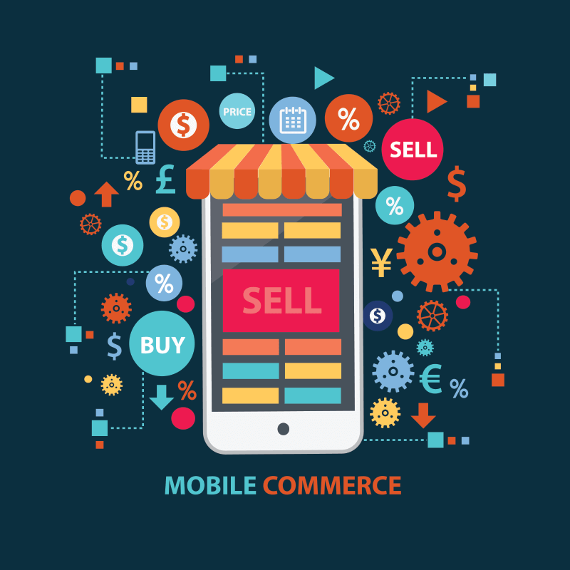 mCommerce: How Retail Businesses Can Make the Most of a Mobile App
