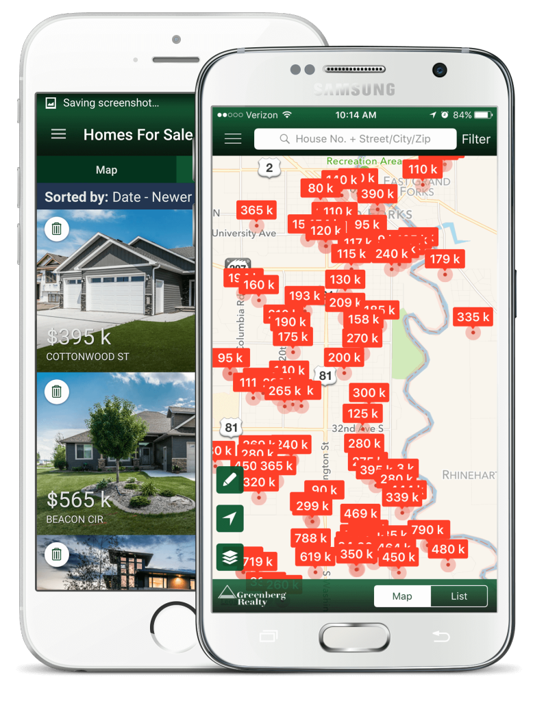 Greenberg Realty Mobile App